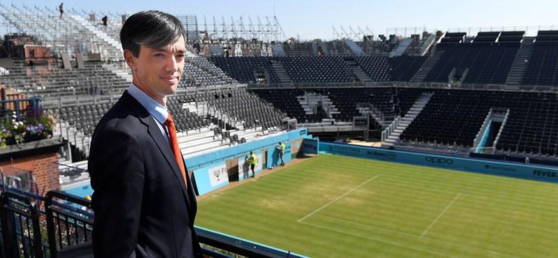 Belebukott a WTA-torna körüli botrányba a teniszszövetség főtitkára