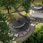 Hullik a festék és a szigetelés a 100 millió forintból felhúzott városligeti pavilonról