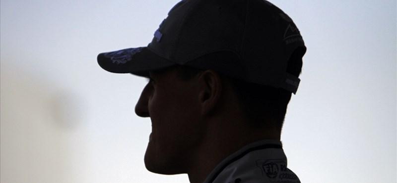 Schumachert sokkolta Dan Wheldon halálhíre