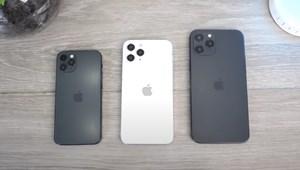 Hogy milyenek lesznek az iPhone 12-esek a mostaniakhoz képest? Íme egy videó