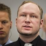 Breivik bűnös és épelméjű: 21 év börtönt kapott