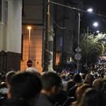 Több ezren tüntettek Pozsonyban az új szlovák kormány ellen – fotók