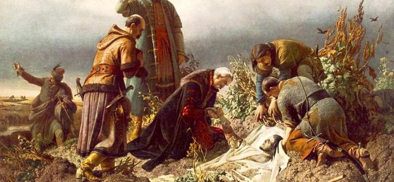 A kutatók biztosak benne, hogy II. Lajos király nem a Csele-patakba fulladt