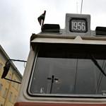 Borul a közlekedés október 23-a miatt, cserébe kapunk 1956-os villamost