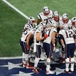 Súlyos csapást mért a Patriots a Steelersre