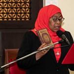 Tanzánia nyugodt ereje az új elnöknő