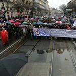 Komolyan készülnek a tiltakozók jövő szerdára