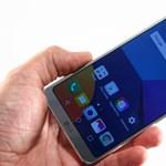 A telefon, amely egy kicsit gyengébb, de cserébe kicsit olcsóbb is –teszt