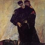 Rejtélyes dolgokat találtak egy Schiele-kép festékrétege alatt