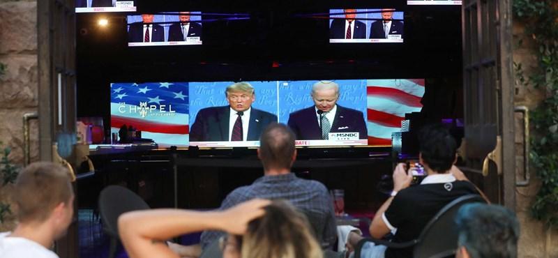 A botrányos elnökjelölti vita után megreguláznák a résztvevőket