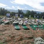 Megjöttek az első képek a 257 ember halálát okozó légikatasztrófáról
