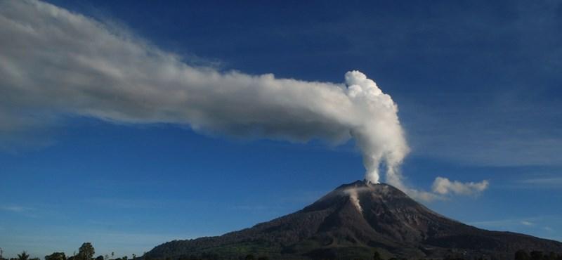 Leáll a légi közelekedés? Itt láthatja valós időben az izlandi vulkántevékenységet