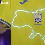 Oroszország zúgolódik az ukránok focimeze miatt