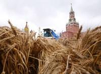 Oroszország még az EU-szankciókat is a maga javára fordította