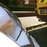 Fontos: nem sokat, 2 métert kérnek a mentősök az autósoktól, de ezen életek múlhatnak