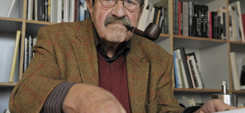 Günter Grass hétvégén kijöhet a kórházból