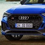 Ilyen ütős lehet a Győrben készülő 400 lóerős Audi RS Q3
