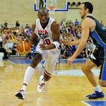 Az amerikai légierő tizenkét tagja kosárlabdázónak állt az olimpiára