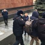 Sztálint szidalmazták Moszkvában – elvitték őket a rendőrök