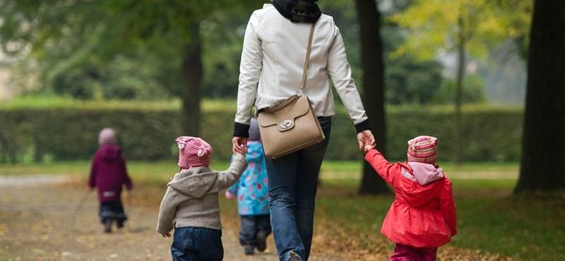 A kétgyermekes anyuka a legjobb munkaerő