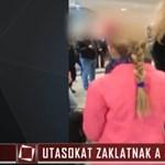 Videó: Anyát és gyermekét zaklatták a reptéri hiénák Ferihegyen