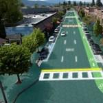 Megvalósulhat a napelemes útburkolat Amerikában