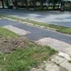 """Mesteri módon """"javították meg"""" a járdát, amit lefestettek a kétfarkúak"""