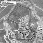 Hátborzongató műholdfelvételek jöttek Szíriából – fotók