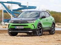 Amperek, buli, Manta: vezettük az új Opel Mokka-e villanyautót