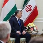 Az iráni elnök szelíden mosolygott Orbánra, és ezt posztolta is - fotók