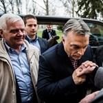 A lebuzizott Heraklészhez hasonlítja a Fideszt Bayer Zsolt