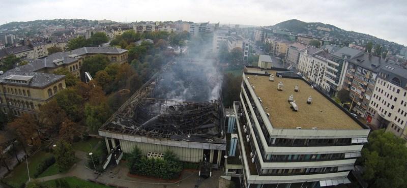 Bajban a TF új campusa, fellázadtak ellene a lakók