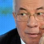 Rábólintott Janukovics az ukrán miniszterelnök lemondására