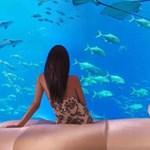 A világ legextrémebb szállodája vagy drága kupleráj? - Videóval