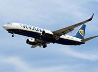 A Ryanair megérezte a járattörléseket, pedig több utast vitt és a bevétele is nőtt