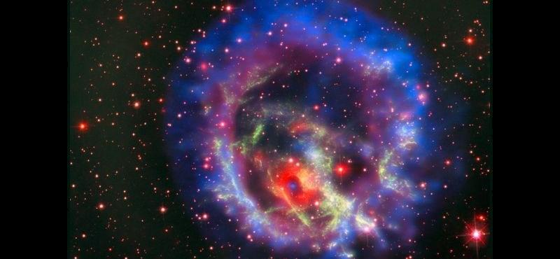 Los científicos han captado una señal de radio incomparable procedente del centro de la Vía Láctea