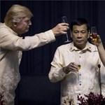 A véreskezű Duterte úgy döntött, ideje támogatnia a melegházasságot