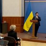 Mélyül az ukrán-magyar konfliktus, Kijev újabb büntetést ígér