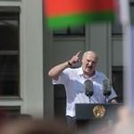 Már páncélosokat és harci gépeket mozgósítanak Fehéroroszországban