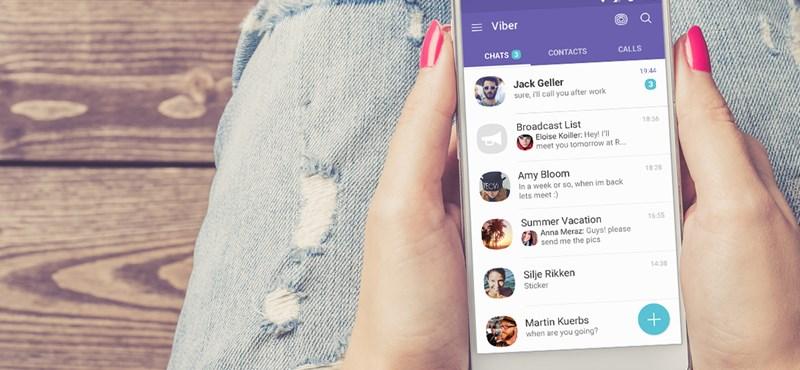 Ez történt: 2x gyorsabb lett a Viber, már kipróbálhatja a telefonján
