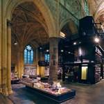 """""""Jó karban lévő XII. századi templom eladó"""" – Lehet belőle night-club?"""