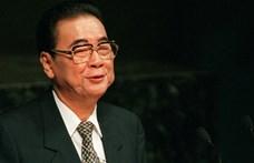 Meghalt a Tienanmen téri vérengzés egyik felelőse, Li Peng egykori kínai miniszterelnök