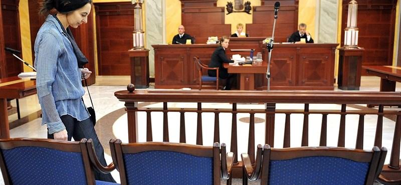 Megszűnt Geréb Ágnes házi őrizete, de Pest megyét nem hagyhatja el