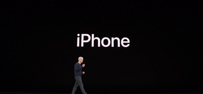 Máris mutatjuk az új iPhone-ok magyar árait
