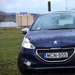 Peugeot 208 teszt: ilyen egy mai kisoroszlán