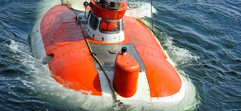 14 orosz matróz halt meg egy merülőhajón kitört tűzben