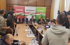 Az Európai Bizottsághoz fordul a Jobbik a Gruevszki-ügy miatt