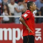 Lesérült a Valencia hátvédje