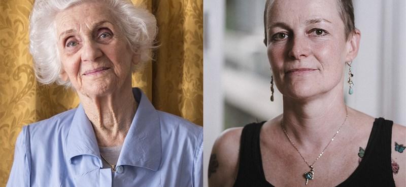 Két túlélő nő: Fahidi Éva és Magenheim Rita