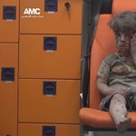 Drámai gyerekmentős videó hívja fel a figyelmet a szíriai pokolra